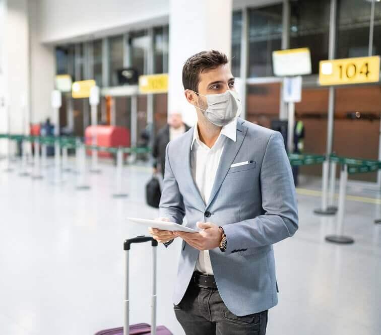 coronavirus test for travel