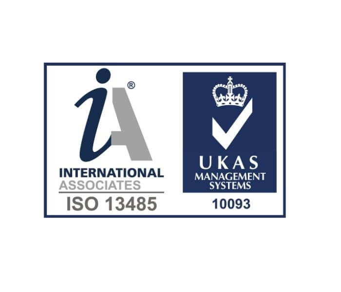 ISO 13485 Accreditation