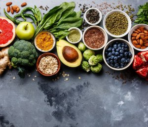 what foods are high in folate